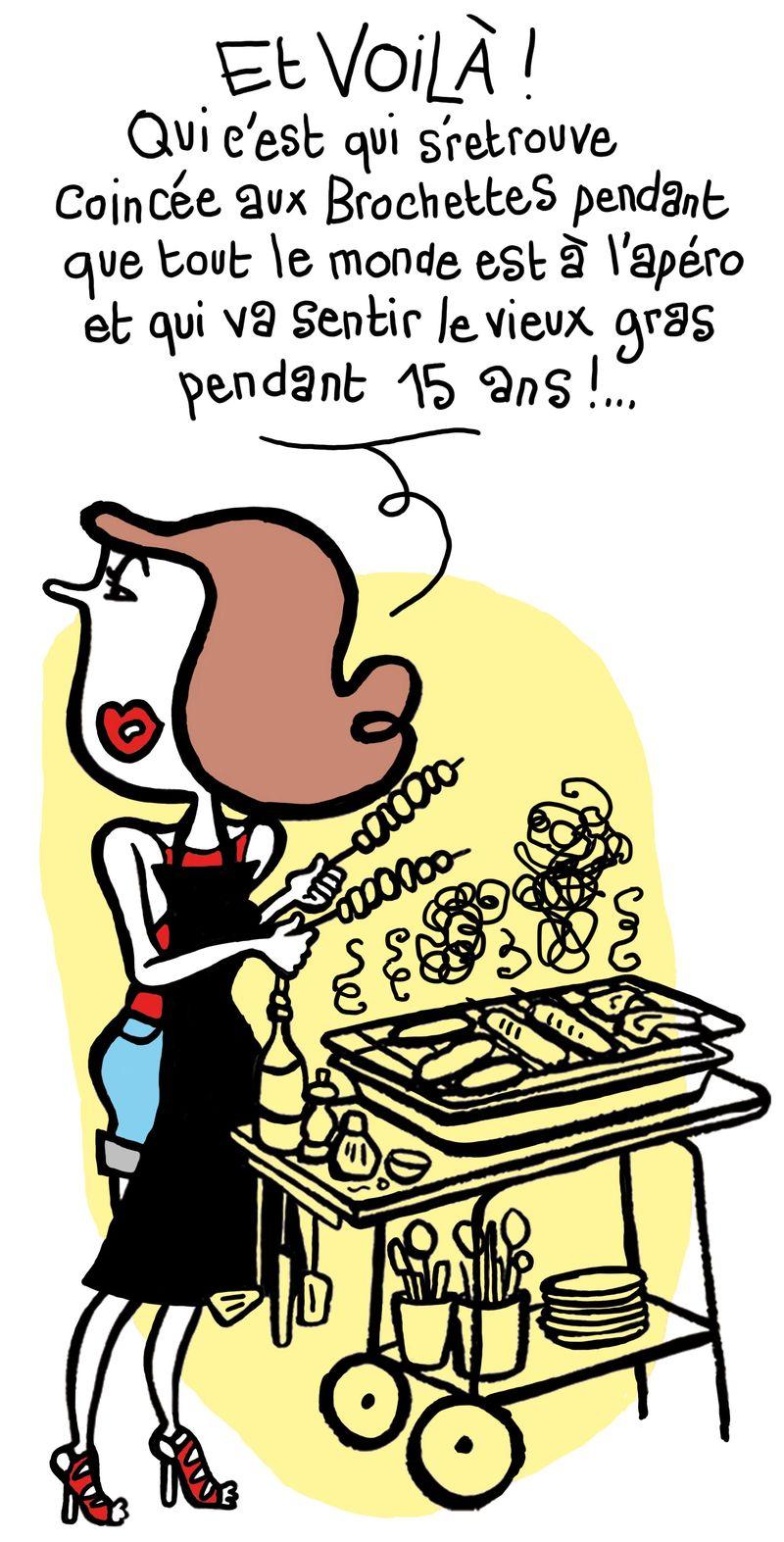 Georgette-BBQ
