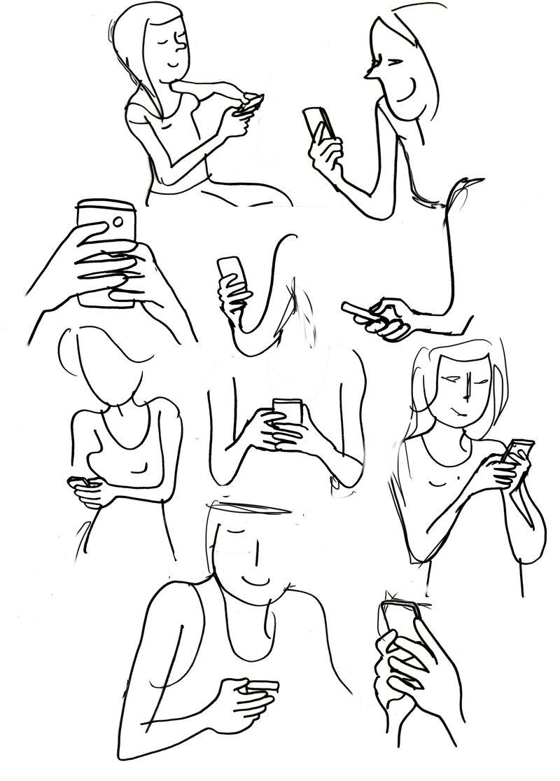 Les-textos